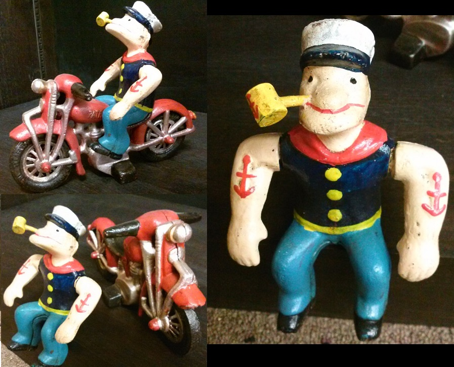 Popeye on the Go!