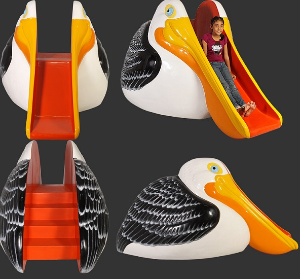 Pelican Slide - Click Image to Close