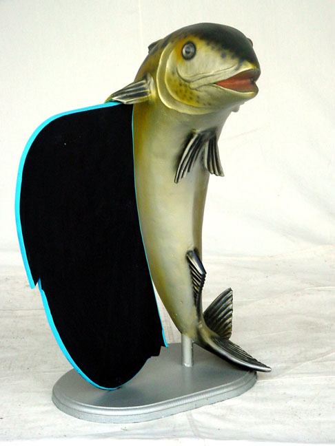 Mackerel Fish / Fiberglass
