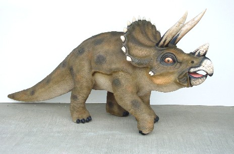 Triceratops 4ft.