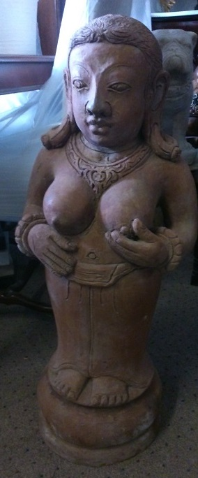 Fertility Goddess Statue