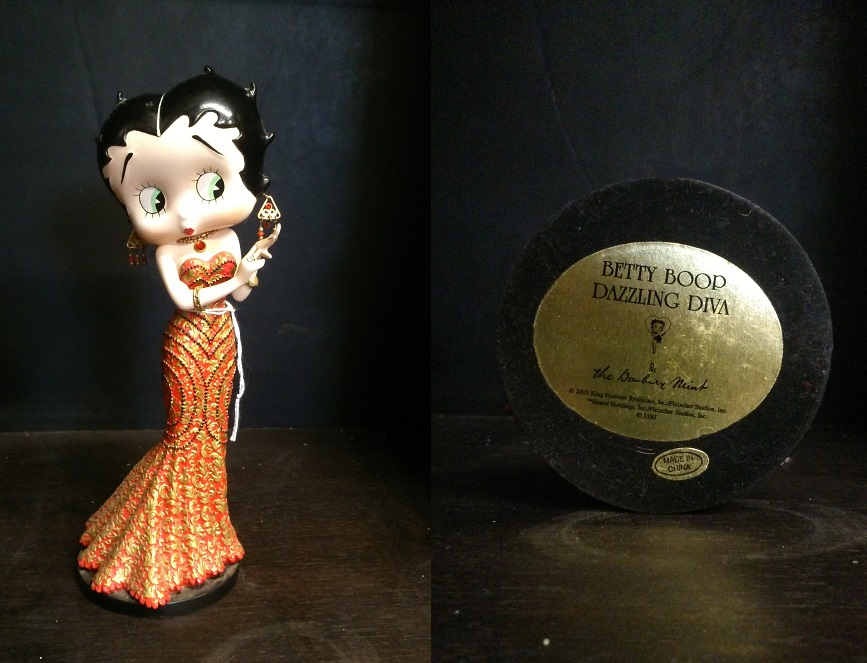 "Betty Boop ""Dazzling Diva"" - Click Image to Close"