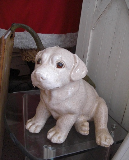 Porcelain Puppy