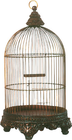 Bird Cage - Click Image to Close