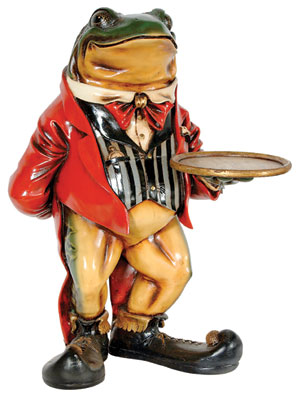 Frog Butler 2 ft