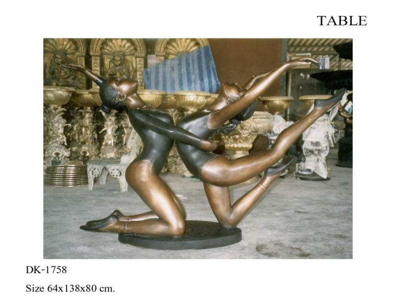 2 Ballet Table Base