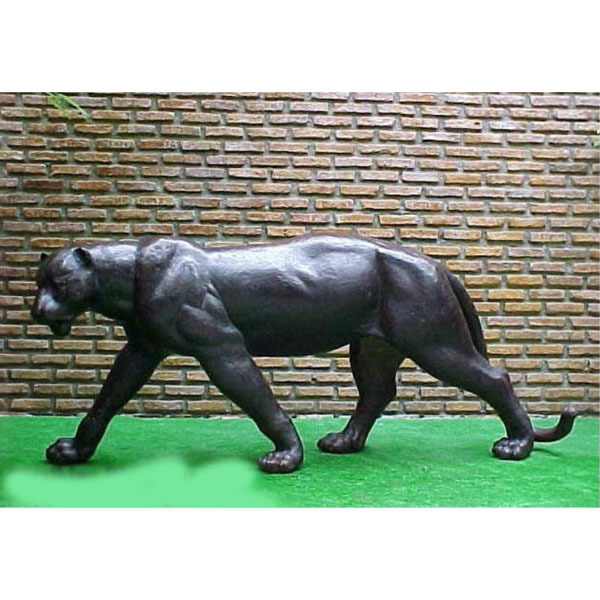 Bronze Stalking Panther