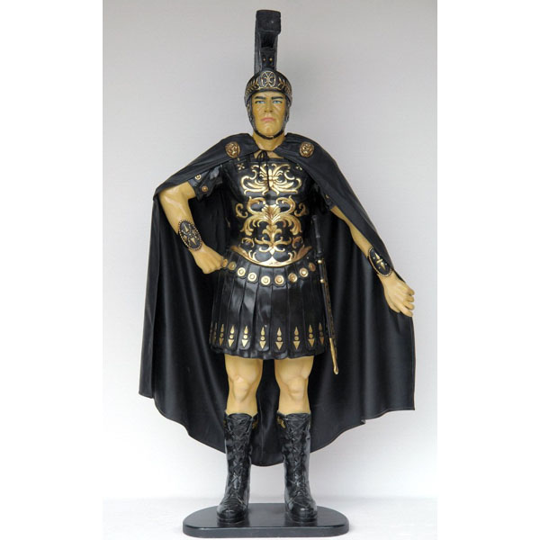 Roman Centurion Statue - Click Image to Close