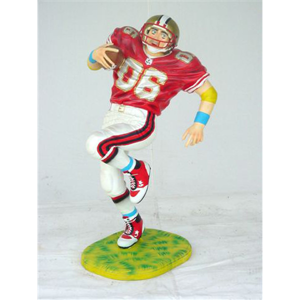 Football Player 3 Ft.