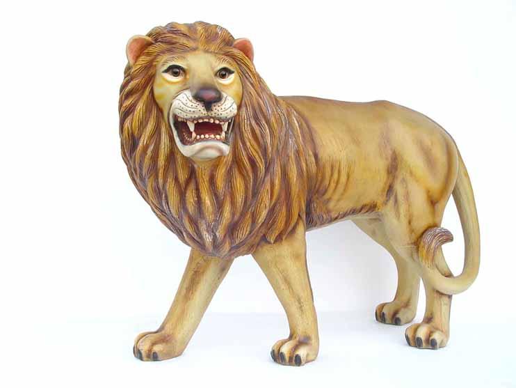 Lion Statue 4ft